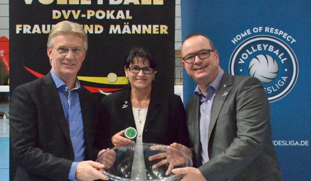 DVV-Pokal: Schädlich beweist gutes Händchen - Foto: Pockrandt