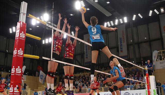 VC Wiesbaden startet in die neue Saison – Suhl Auftaktgegner - Foto: Detlef Gottwald