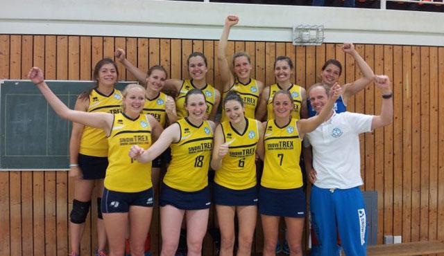 DSHS SnowTrex Köln-Volleyballerinnen erreichen Finalrunde der Hochschulmeisterschaften - Foto: DSHS SnowTrex Köln