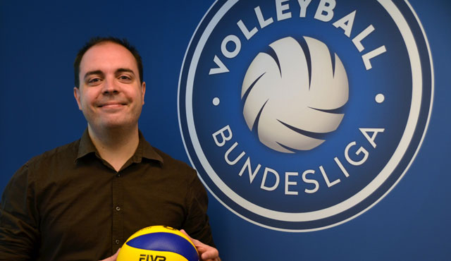 Schiedsrichtermanager Ackermann im Interview - Foto: VBL
