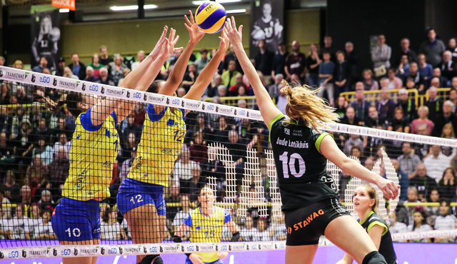 Ladies in Black melden kommende Saison erstmals Europapokal - Foto: Andreas Steindl
