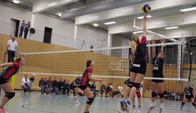 Freisinger Volleyballer zeigen Hochs und Tiefs - Foto: SC Freising