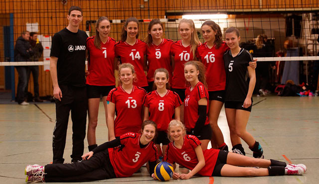 SV Lohhof  U18 II mit einem fünften Platz bei der Oberbayerischen Meisterschaft - Foto: SV Lohof