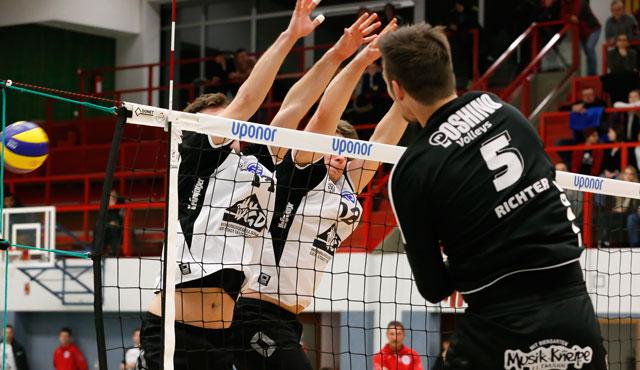 Vorbericht Heimspiel Oshino Volleys Eltmann vs. GSVE Delitzsch - Foto: Frank Heumann