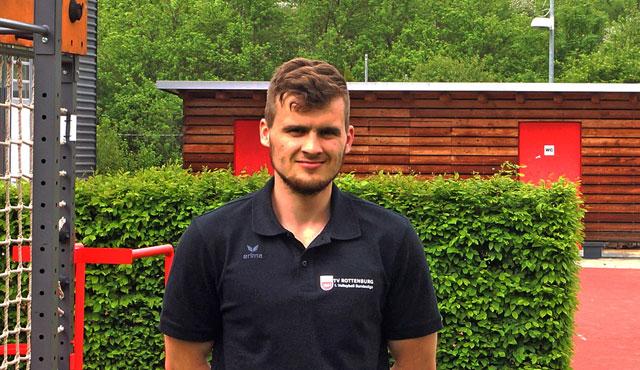 Zuspielposition komplett: Kapitän Philipp Jankowski verlängert Vertrag beim TVR - Foto: TVR