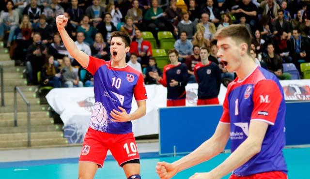 Volleyball: Highlight-Spiel für Bliesen - Saisoneröffnung gegen Erstligisten United Volleys RheinMain - Foto: United Volleys