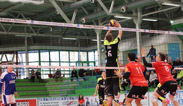 Verdiente Niederlage in Wuppertal - Foto: Moritz Liss