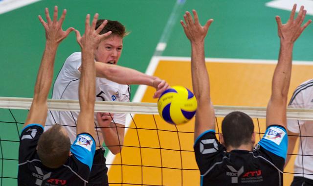 Volley YoungStars verlieren zweimal 1:3 - Foto: Günter Kram