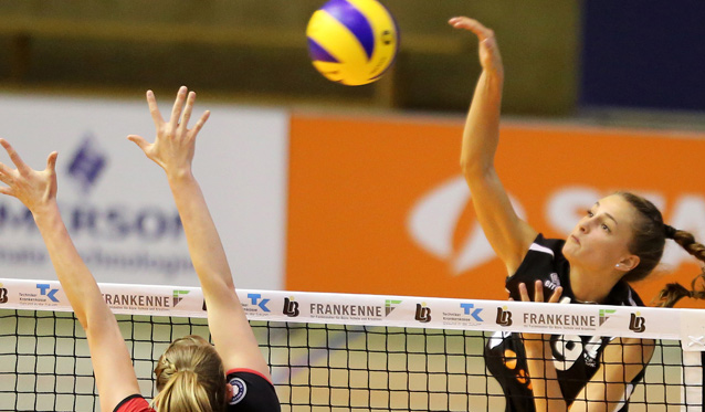 Internationaler Spitzenvolleyball in Aachen - Foto: Ladies in Black Aachen