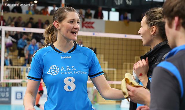 VC Wiesbaden verpflichtet US-Libera Alyssa Longo - Foto: Detlef Gottwald