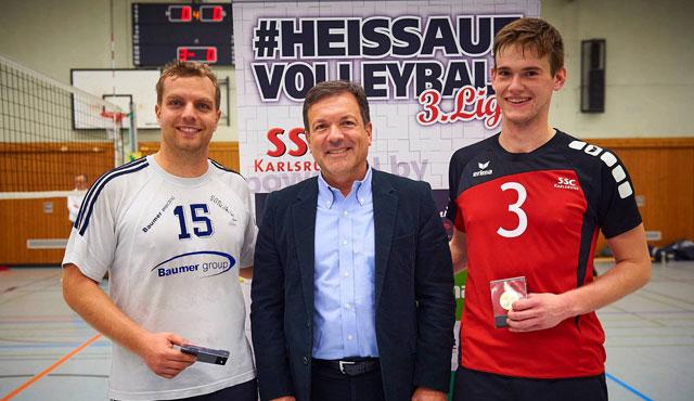 SG Rodheim unterliegt Tabellenführer SSC Karlsruhe  - Foto: Andreas Arndt