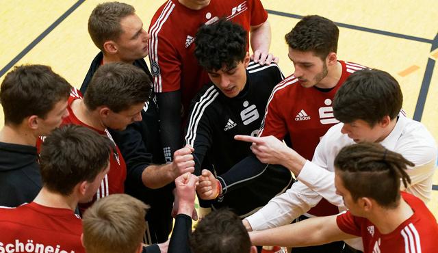 Netzhoppers SolWo Königspark KW stärken das Trainer-Team - Foto: TSGL Schöneiche