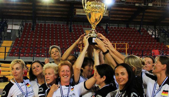 Deutsche Seniorinnen auch Ü45-Weltmeister - Foto: Günther Schulz