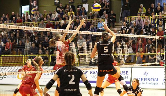 Ladies in Black verlieren 0:3 das zweite Pre-play-off-Spiel - Foto: Ladies in Black Aachen