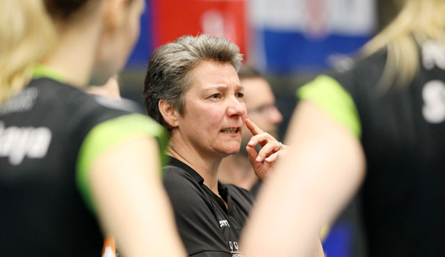 Saskia van Hintum neue Co-Trainerin der deutschen Nationalmannschaft - Foto: Ladies in Black
