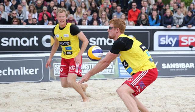 Bergmann / Harms Pfingsten beim White Sands Jubiläumsfestial auf Norderney - Foto: Joern Pollex