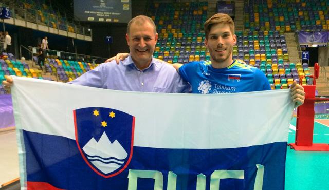 Klobučar kehrt mit nächster Medaille zurück - Foto: United Volleys
