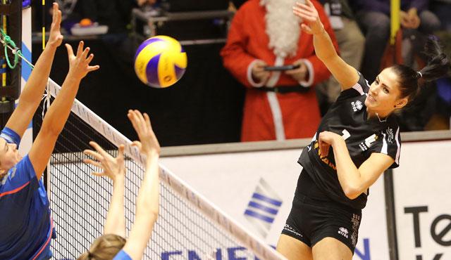 Ladies verlieren in Stuttgart - Foto: Ladies in Black Aachen