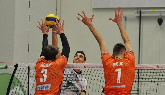 Entscheidung fällt in Berlin - Foto: BR Volleys