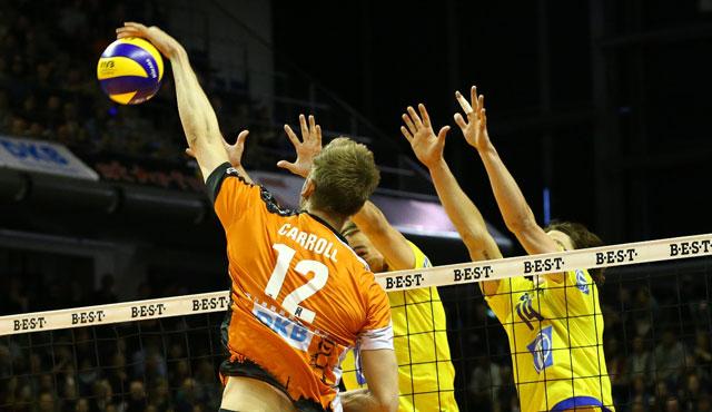 Volleys brennen im Supercup auf Revanche