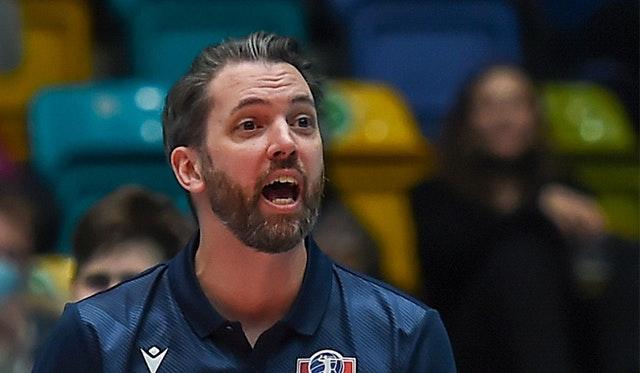 Neuer Chef-Trainer fürs Volleyball-Team Hamburg  - Foto: Sonja Paar