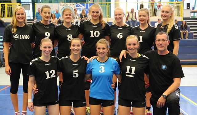 VC Wiesbaden II kämpft um Einzug in den DVV-Pokal - Foto: Detlef Gottwald