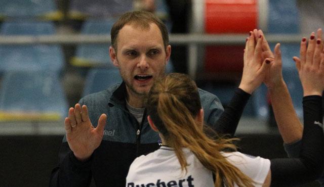 Trainerentscheidung beim Volleyball-Team Hamburg gefallen - Foto: VTH/Lehmann