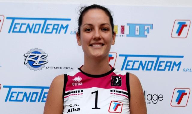 Erste Italienerin im Kader des Volleyball-Bundesligisten - Foto: Ladies in Black Aachen