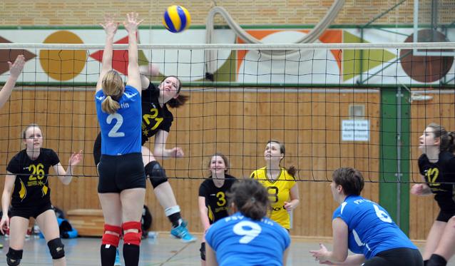 Eutiner Volleyballerinnen gewinnen 1 Punkt gegen Neustadt - Foto: Eric Wagner