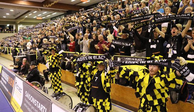 Ladies in Black: Erfurt die Zweite - Foto: Ladies in Black