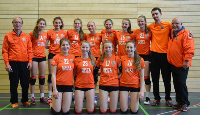 Starker fünfter Platz für FTSV Straubing  bei Deutscher U16 Meisterschaft - Foto: Ralf Müller