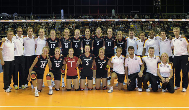 frauen wm volleyball