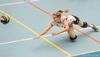 Am vergangenen Samstag mussten sich die SVL-Damen mit einem klaren 3:0 gegen VC Neuwied geschlagen geben Foto: FKF