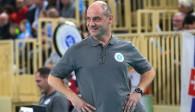 Der VCW hat den Vertrag mit Chef-Coach Dirk Groß um zwei weitere Jahre verlängert  Foto: Detlef Gottwald