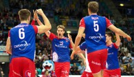 Auf der Erfolgswelle: Nach dem Halbfinaleinzug im Europacup wollen sich die United Volleys zum Playoff-Auftakt gegen Herrsching keine Blöße gebe Foto: United Volleys/Corinna Seibert