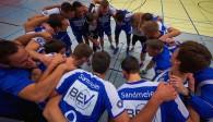 Gemeinsam ins Achtelfinale: Der SSC möchte mit einem Sieg gegen Gotha in den DVV-Pokal einziehen Foto: Andreas Arndt