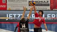 TVR siegt und zwingt Netzhoppers zum Entscheidungsspiel Foto: Klaus Hirsch