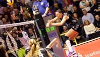 Aachen unterliegt vor großer Kulisse dem Team aus Erfurt mit 1:3  Foto: Ladies in Black