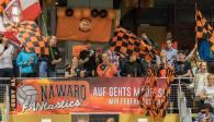 Fan-Fahrt zum Bayern-Derby Lohhof vs. NawaRo Foto: Harry Schindler, www.fotostyle-schindler.de