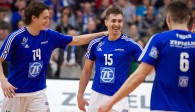 Rousseaux, Mustedanovic und Finger verlassen den VfB  Foto: Günter Kram