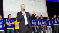 Vital Heynen wird zum zweiten Mal eine Häfler Mannschaft präsentieren Foto: Günter Kram