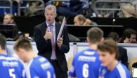 Vital Heynen ist mit der Leistung der Mannschaft zufrieden | Foto: Katz Foto: Gesa Katz