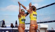 Sabrina Karnbaum (links) und Natascha Niemczyk Foto: hoch zwei, smart-beach-tour.tv