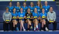 Will um Punkte und den Pokal kämpfen: Die zweite Mannschaft des VC Wiesbaden. Foto: Detlef Gottwald