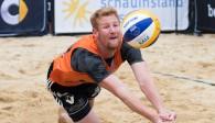 TC – Beach Duo Bergmann/Harms trotz Erkrankung bis ins Halbfinale Foto: Smart Beach Tour
