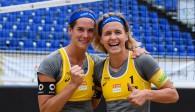 Laura Ludwig & Kira Walkenhorst Foto: FiVB