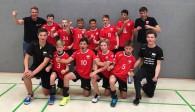 U14 wird Dritter bei deutscher Meisterschaft  Foto: Hannes Elsäßer
