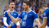 Die Häfler stehen im Halbfinale des DVV-Pokal Foto: Günter Kram