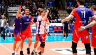 Auch gegen den TV Rottenburg müssen die United Volleys in der Fraport Arena konzentriert zu Werke gehen Foto: United Volleys/Manfred Neumann