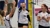 Volleyball-Team Hamburg erhält Lizenz für die zweite Bundesliga Foto: VTH/Lehmann